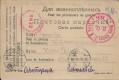 Kriegsgefangenpost Russland - Österreich Zensur Lager Tobolsk 1915  ( 1 )