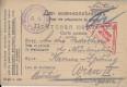 Kriegsgefangenpost Russland - Österreich Lager OMSK Zensur Abteilung Wien  ( 11 )