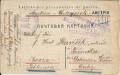 Kriegsgefangenpost Russland - Österreich 1917 Zensur ( prisoniers de guerre )  ( 24 )