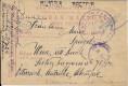 Kriegsgefangenpost Russland - Österreich Wien Lager Detachmant Zensur 1916  ( 30 )