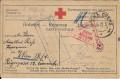 Kriegsgefangenpost Russland - Österreich Wien IX Lager Orsk 1915 Zensur Rotkreuz ( 32 )