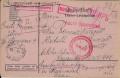 Kriegsgefangenpost Russland 1915 Lager Primorskaja Sibirien bei Wladivostock  ( 37 )