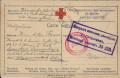 Kriegsgefangenpost Russland 1916 von Aspang ins Lager Wladivostok Sibirien  ( 43 )