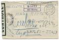 Kriegsgefangenenpost 1946 Wien ü. Bludenz Postablage Naples Italy mit Zensur  ( 61 )