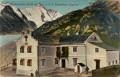 Kärnten: Gruß vom Glocknerhaus 1943 (2138 m) A.V.S. Klagenfurt mit Sonderstempel