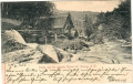 NÖ: Gruß aus Aspang 1902 grosse Klause mit Wassermühle + Kastenstempel Aspang