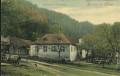 NÖ: Gruß aus Baden bei Wien 1906 Jägerhaus im Weichselthal nach Wien gelaufen