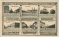 NÖ: Gruß aus Korneuburg 1915 Kaiser Franz Josef Kaserne Feldmarschall Kaserne