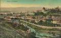 NÖ: Gruß aus Krems an der Donau 1909 herrliche Ansicht Fabriken Häuser usw.