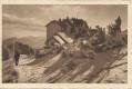 NÖ: Gruß von der Rax 2009 m Ottoschutzhaus im Rauhreif 1925