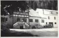 NÖ: Fotokarte Gasthaus zur Kalten Kuchl Rohr im Gebirge NÖ. 1962