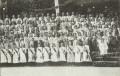 OÖ: Gruß aus Bad Ischl 1908 Ankunft Kaiser Franz Josef zur Grundsteinlegung 1