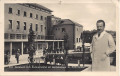 OÖ: Gruß aus Gallspach Zeileis Institut 1936 mit Dr. Fritz Zeileis Fotokarte