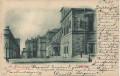 Russland: Gruß aus St. Petersbourg 1900 L´eremitage n Prag mit Stummen Stempel 1