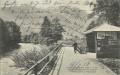 Salzburg: Gruß aus Badgastein Kaiserin Elisabeth Promenade mit Rathausberg 1916