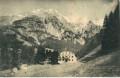 Salzburg: Gruß von Bad Leogang 1910 herrlich gestempelt