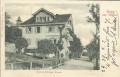 Schweiz: Gruß aus Weggis um 1900 ( Luzern ) Pension Bühlegg