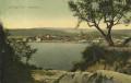 Slowenien: Gruß aus Capodistria Panorama von Capodistria nach Wien gelaufen