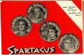 Spartacus ( Stanley Kubrik ) Kirk Douglas, Jean Simmons, Laurence Olivier, Charles Laughton, Tony Curtis ( Wallenstein Kino ! )