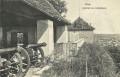 Steiermark: Gruß aus Graz Kanonen am Schlossberg 1911nach Plank am Kamp gelaufen