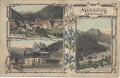Steiermark: Gruß aus Mürzsteg 1911 Gasthaus zur Post Hohe Veitsch, Jagdschloss