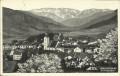 Steiermark: Gruß aus Mürzzuschlag 1929 Schneealpe mit Rax