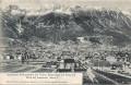 Tirol: Gruß aus Innsbruck Berg Isel 1908 Regiments Schiessstätte Kaiserjäger