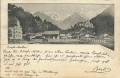 Tirol: Gruß aus Sand in Taufers 1897 ( Südtirol ) herrliche Ansicht ( Correspondenz Tittel Komponist )