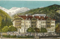 Tirol: Gruß aus Steinach ca. 1919 Hotel Steinacherhof