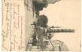 Türkei: Gruß aus Constantinople 1901 Colonne brülee de Constantin nach Wien