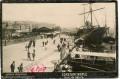 Türkei: Gruß aus Constantinople 1901 ( Quai de Galata ) ( Jacques Ludwigsohn )