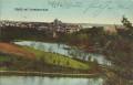 Gruß aus Iglau 1912 mit Schwimmschule Stadt usw.. nach Wien