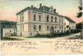 Gruß aus Petschau 1906 K. K. Musikschule von Petschau nach Wien 2 + 3 Kreuzer