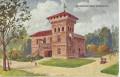 Wien II : 1. Internationale Jagd Ausstellung 1910 It. Pavillon mit Sonderstempel