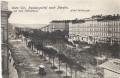 Wien VII: Gruß vom Neubaugürtel nach Norden ca. 1920 Hotel Wimberger, Kahlenberg