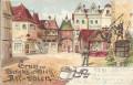 Wien: II. Bezirk: Venedig in Wien 1898 mit Sonderstempel Etablissement Venedig