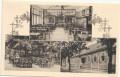 Wien XIX: Gruß aus Grinzing Eigenbauweine ! mit 3 Groschen Freistempel rot 1936