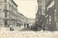 Wien XVII : Gruß aus der Calvarienberggasse mit Zahnarzt 1906 mit Rotstempel