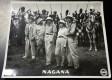 Film Aushangfoto: Nagana ( Afrika ) ( 1955 ) Barbara Laage ua. ( Sascha )