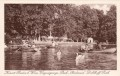 "Baden, NÖ. 1920, Vergnügungspark  "" Badensia ""  Doblhoff Park"