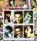 Benin 2002:  Elvis Presley   (  100 Jahre  Walt Disney )