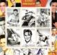 Benin 2003:  Elvis Presley Block  Postfrisch **