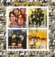 Cote d´ivoire 2003:  The Beatles  Block mit Sonderstempel,