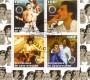 Cote d´ivoire 2003:  Queen  Block mit Sonderstempel,