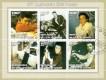 Republique de Cote 2002:  Elvis Presley  mit  Sonderstempel