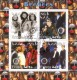 Eritrea 2003:  Bee Gees  Block  mit Sonderstempel