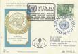FDC: Nr: 1031: 24.10.1955 Zehn Jahre UN ( Vereinte Nationen ) nach New York