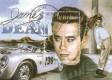 S tome e Principe 1999:  James Dean   mit  Sonderstempel