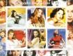Congo 2002: Kult Stars  ( Lamarr,  Loren )  Block Postfrisch **