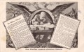 Kaiser Franz Josef  ( 1848 - 1908 )  Manifest unseres Kaisers